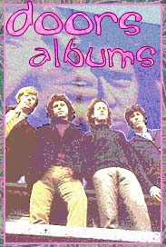 Jim Morrison & The Doors Photo Albums